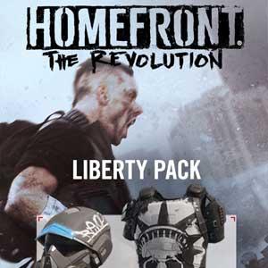 Homefront The Revolution The Liberty Pack Key Kaufen Preisvergleich