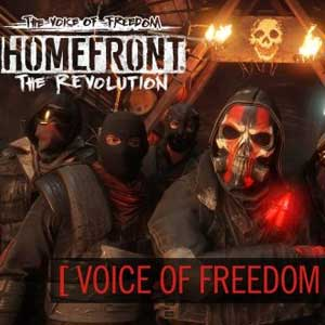Homefront The Revolution The Voice Of Freedom Key Kaufen Preisvergleich