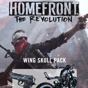 Homefront The Revolution The Wing Skull Pack