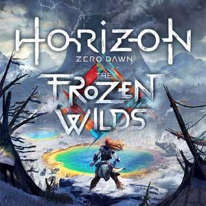 Horizon Zero Dawn The Frozen Wilds PS4 Code Kaufen Preisvergleich