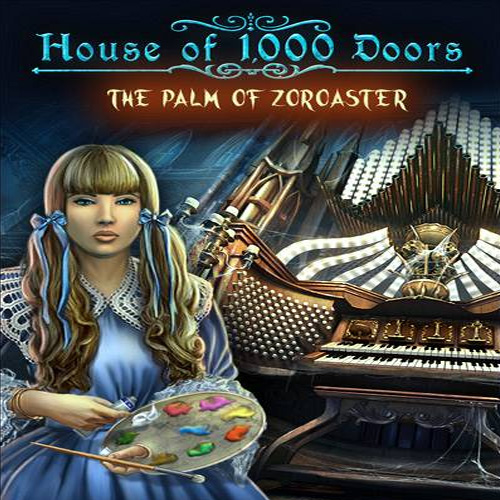 House of 1000 Doors The Palm of Zoroaster
