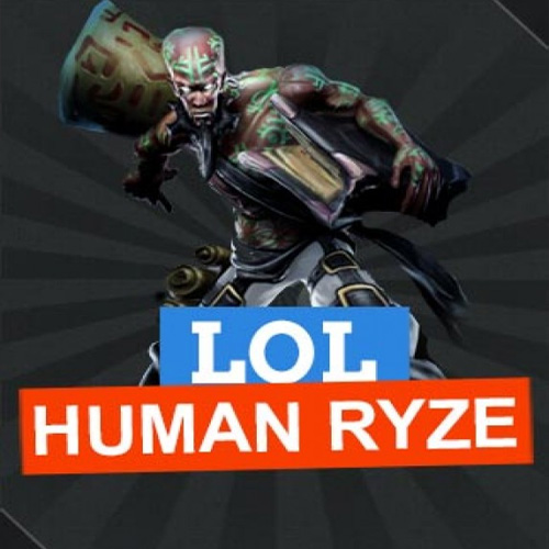 Human Ryze League Of Legends Skin Code EUNE Gamecard Code Kaufen Preisvergleich