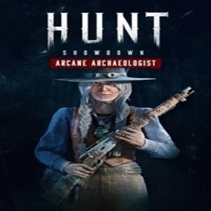 Hunt Showdown The Arcane Archaeologist