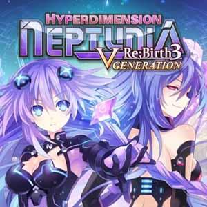 Hyperdimension Neptunia ReBirth3 V Generation Key Kaufen Preisvergleich