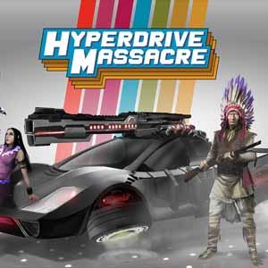 Hyperdrive Massacre