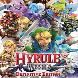 Kaufe Hyrule Warriors Definitive Edition Nintendo Switch Preisvergleich