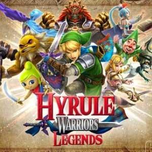 Hyrule Warriors Legends Nintendo 3DS Download Code im Preisvergleich kaufen