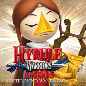 Hyrule Warriors Legends Master Wind Waker Pack 3DS Download Code im Preisvergleich kaufen