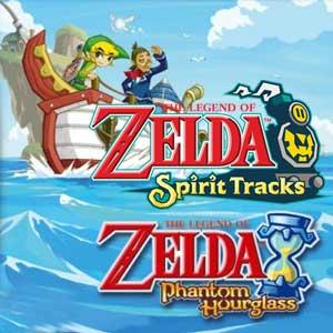 Hyrule Warriors Legends Phantom Hourglass and Spirit Tracks Pack