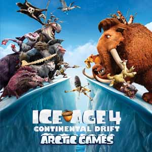Ice Age Continental Drift Arctic Games Xbox 360 Code Kaufen Preisvergleich