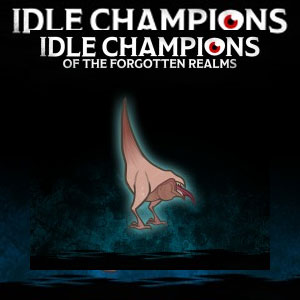 Idle Champions Abyssal Chicken Familiar Pack