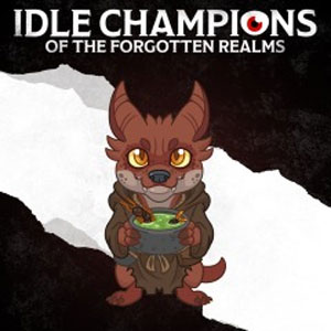 Idle Champions Baby Spurt Familiar Pack