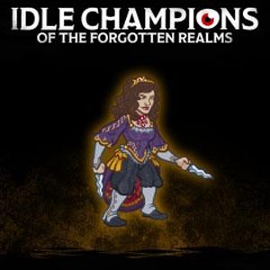 Idle Champions Black Viper Skin Pack