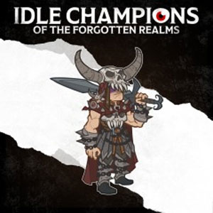Idle Champions Blood War Minsc Skin and Feat Pack
