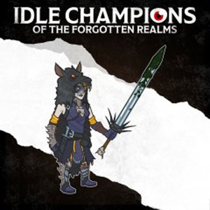 Idle Champions Blood War Nerys Skin and Feat Pack