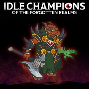 Idle Champions Hand of Vecna Arkhan Skin and Feat Pack