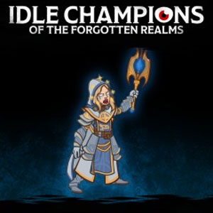 Idle Champions Healer of Toril Celeste Skin and Feat Pack