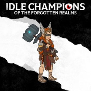 Idle Champions Valkyrie Aila Skin and Feat Pack