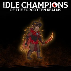 Idle Champions Walnut Skin Pack