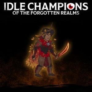 Idle Champions Walnut Skin Pack