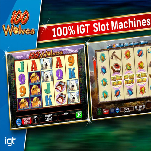IGT Slots 100 Wolves Key Kaufen Preisvergleich