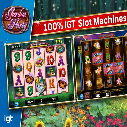 IGT Slots Garden Party Key Kaufen Preisvergleich