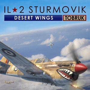 IL-2 Sturmovik Desert Wings Tobruk