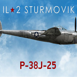 IL-2 Sturmovik P-38J-25 Collector Plane