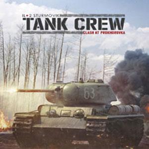 IL-2 Sturmovik Tank Crew Clash at Prokhorovka