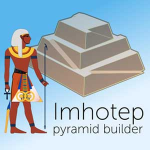 Imhotep Pyramid Builder