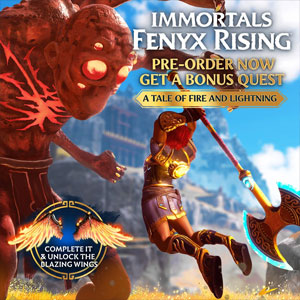 Immortals Fenyx Rising A Tale of Fire and Lightning
