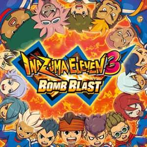 Inazuma Eleven 3 Bomb Blast Nintendo 3DS Download Code im Preisvergleich kaufen