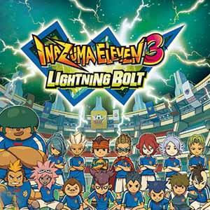 Inazuma Eleven 3 Lightning Bolt Nintendo 3DS Download Code im Preisvergleich kaufen