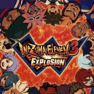 Inazuma Eleven 3 Explosion Nintendo 3DS Download Code im Preisvergleich kaufen