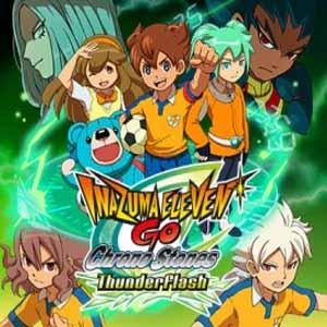 Inazuma Eleven Go Chrono Stones Thunderflash Nintendo 3DS Download Code im Preisvergleich kaufen