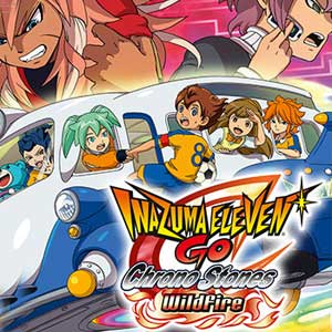 Inazuma Eleven GO Chrono Stones Wildfire Nintendo 3DS Download Code im Preisvergleich kaufen