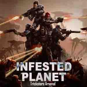 Infested Planet Tricksters Arsenal Key Kaufen Preisvergleich