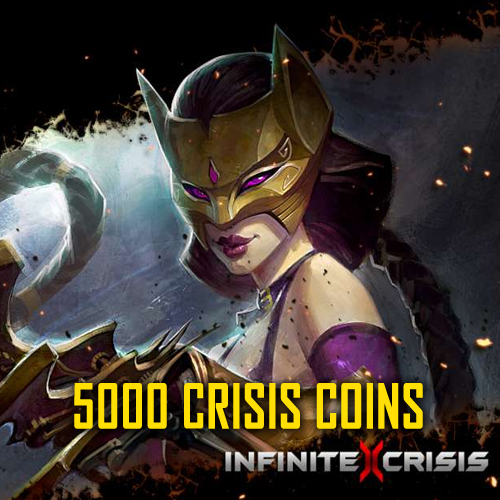 Infinite Crisis 5000 Crisis Coins Gamecard Code Kaufen Preisvergleich