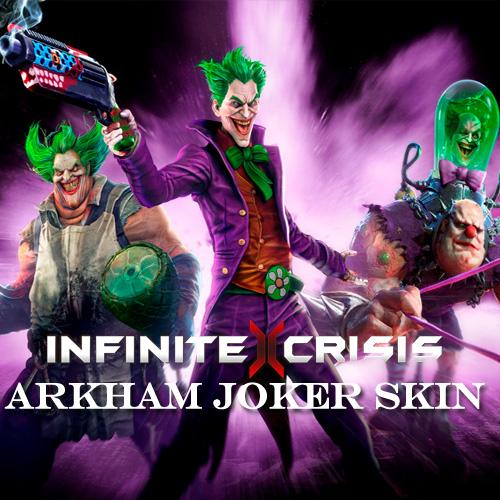 Infinite Crisis Arkham Joker Skin Key Kaufen Preisvergleich