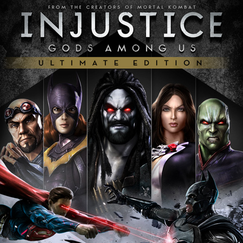 Injustice Ultimate Edition PS4 Code Kaufen Preisvergleich