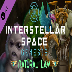 Interstellar Space Genesis Natural Law
