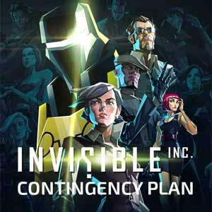 Invisible Inc Contingency Plan Key Kaufen Preisvergleich