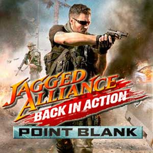 Jagged Alliance Back in Action Point Blank Key Kaufen Preisvergleich
