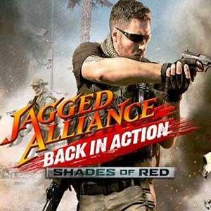 Jagged Alliance Back in Action Shades of Red Key Kaufen Preisvergleich