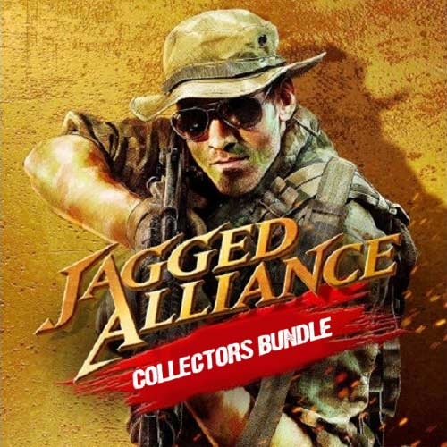 Jagged Alliance Collectors Bundle Key kaufen - Preisvergleich