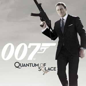 James Bond Quantum of Solace