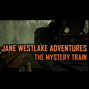 Jane Westlake Adventures The Mystery Train