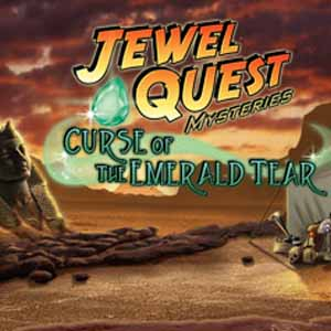 Jewel Quest Mysteries Curse of the Emerald Tear