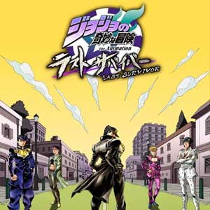 JoJo's Bizarre Adventure Last Survivor
