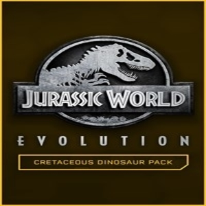 Jurassic World Evolution Cretaceous Dinosaur Pack